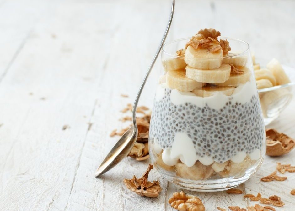 Our favourite Chia Pudding